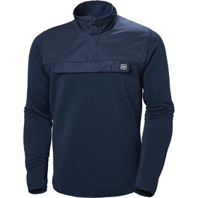 Helly Hansen Lillo Midlayer Heren blauw